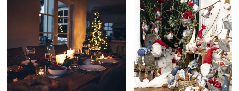 Christmas shop at Rutland Garden Village