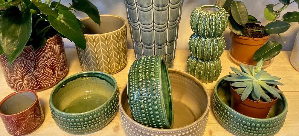 Pottery at Rutland Garden Village