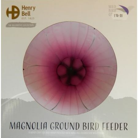 Henry Bell Decorative Ground Feeder Magnolia